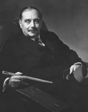 life and novels of herbert george wells Herbert george h g wells (september 21, 1866 - august 13, 1946) was an english writer, now best known for his work in the science fiction genre he was a.